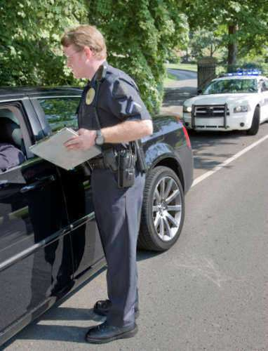 Speeding Ticket Washington